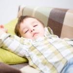 Little boy is sleeping — Stock Photo #23322386