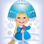 Постер, плакат: Snow maiden