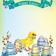 Easter composition — Stock Vector #42128653