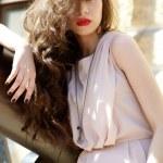 Fashion girl — Stock Photo #13850777