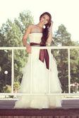 輝く花嫁 — ストック写真