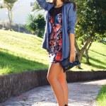 Fashionable girl — Stock Photo #21295205