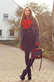 Fille chic — Photo