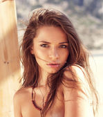 Beautiful girl — Stockfoto