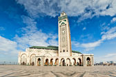 Hassan II Mosque, Casablanka, Morocco — Stock Photo