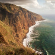 Stock Photo: West coast of Madeira, Portugal