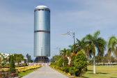 Menara Tun Mustapha (Sabah Foundation Building) — Stock Photo
