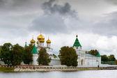 Ipatievsky klášter, kostroma, rusko — Stock fotografie