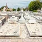 Grave of Jose Raul Capablanca — Stock Photo #36829713