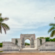 Cuban Revolutionary Armed Forces memorial — Stock Photo