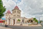 Cathedral San Isidoro exterior — Stock Photo