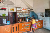 Typical cuban grocery shop — Stock Photo