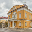 Nikolay Durasov serf theater building — Stockfoto #41314541