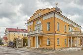 Nikolay Durasov serf theater building — Stock Photo