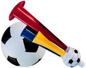 Ball-Horn — Stockfoto
