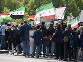 Demo-Syria-Freedom — Stock Photo