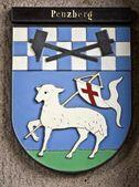 Herbu miasta - roma — Zdjęcie stockowe