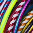 Stock Photo: Hula-Hoop-detail