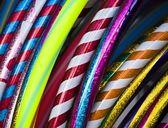 Hula-Hoop-detail — Stock Photo