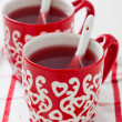 Stock Photo: Christmas mulled wine