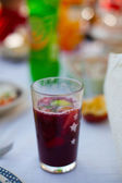 Cool juice drink — Stock Photo