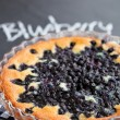 Blueberry pie — Stock Photo #22735709