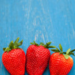 Fresh strawberries — Stock Photo #25556123
