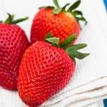Fresh strawberries — Stock Photo #25556157