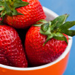 Fresh strawberries — Stock Photo #25655379