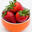 Fresh strawberries — Stock Photo #25655399