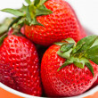 Fresh strawberries — Stock Photo #25655411