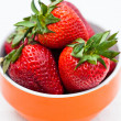 Fresh strawberries — Stock Photo #25655421