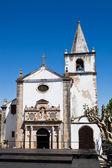 Church of Santa Maria in Obidos — Stock Photo