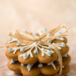 Christmas gingerbread — Stock Photo #3111064