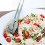 gesunde frische salate — Stockfoto #45807553
