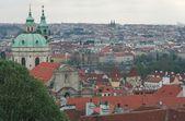 Prague in spring — Stock Photo