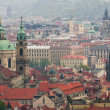 Stock Photo: Prague from height
