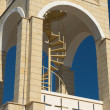 Stock Photo: Staircase to bell tower