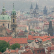 Stock Photo: Prague in spring