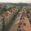 Prague from a height — Stock Photo