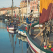 View of Cesenatico — Stock Photo