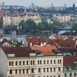 Stock Photo: View of Prague spring
