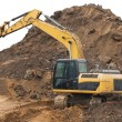 Stock Photo: Earthwork