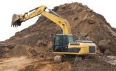 Earthwork — Stock Photo