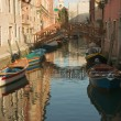 Canal in Venice — Stock Photo #6215119