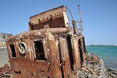 Stará loď — Stock fotografie
