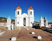 Sucre, Bolivia — Stock Photo