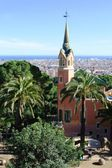 Barselona, španělsko — Stock fotografie