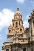 Mursia. Spain. View of the Cathedral — Stock Photo