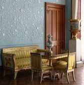 Interior of the Blue room Vorontsovsky Palace — Stock Photo